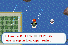 Sea in Pokemon Dark Rising