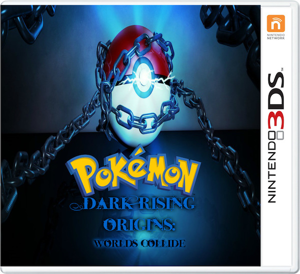 Pokemon Dark Rising Origins Worlds Collide Box Art