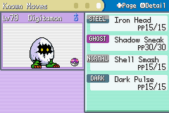 Pokemon Dark Rising Origins Worlds Collide Screenshot 07