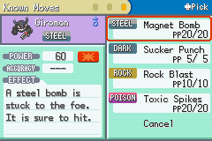 Pokemon Dark Rising Origins Worlds Collide Screenshot 11